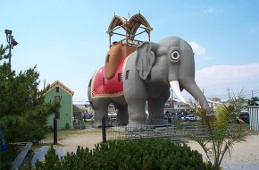Lucy the Elephant in Margate