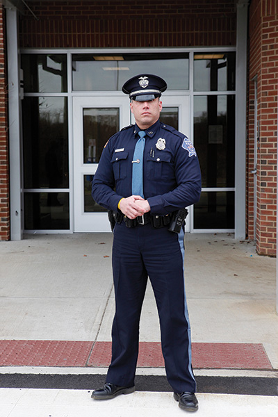 Officer Brandon Stacey