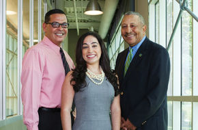 Sharing Network staffers like Oscar Colon and Paula Gutierrez work on organ donation cases for up to 36 hours.