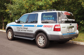 A NJ Sharing Network emergency vehicle.
