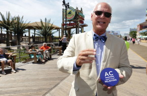 Despite the shuttering of four Atlantic City casinos this year, Mayor Don Guardian remains confident of a comeback