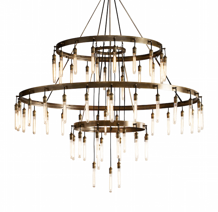 New home furnishings designed by artisans new jersey monthly rh three tier chandelier 72 7795 mozeypictures Images