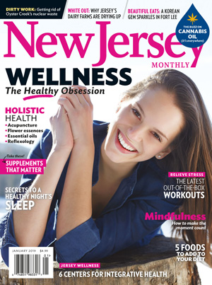 Let our January Wellness issue be your guide on alternative treatments, CBD oil, dietary supplements, essential foods, restful sleep and outside-the-box workouts.