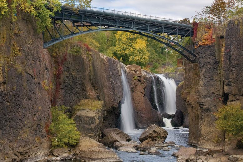 Paterson's Great Falls.