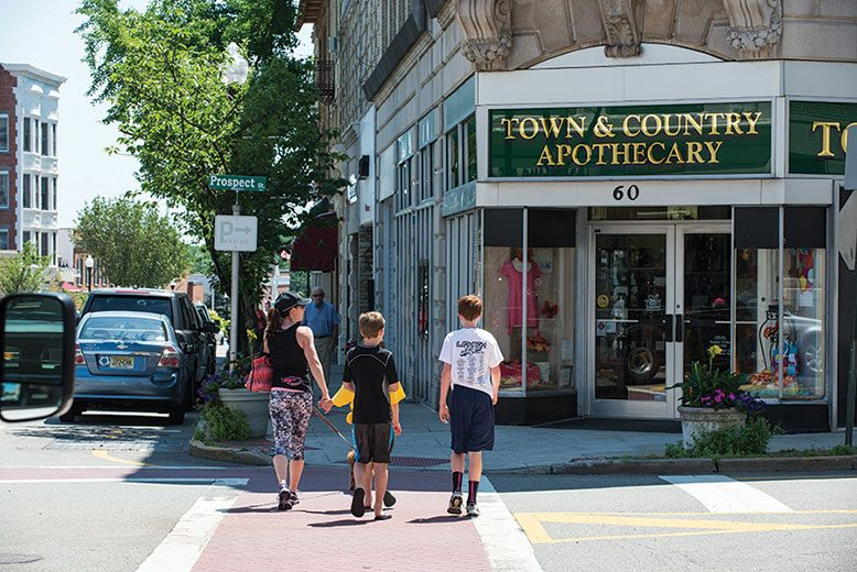 The Town and Country Apothecary in Ridgewood.