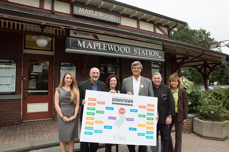 Mighty Maplewood Wins Downtown Showdown