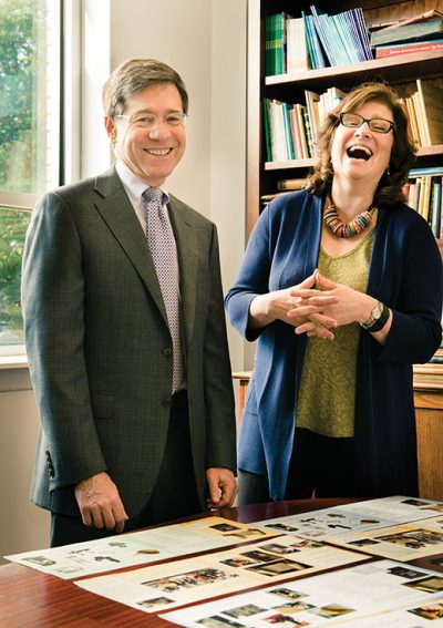 David Behrman, wife Vicki Weber maintain the family tradition of creating quality educational materials.