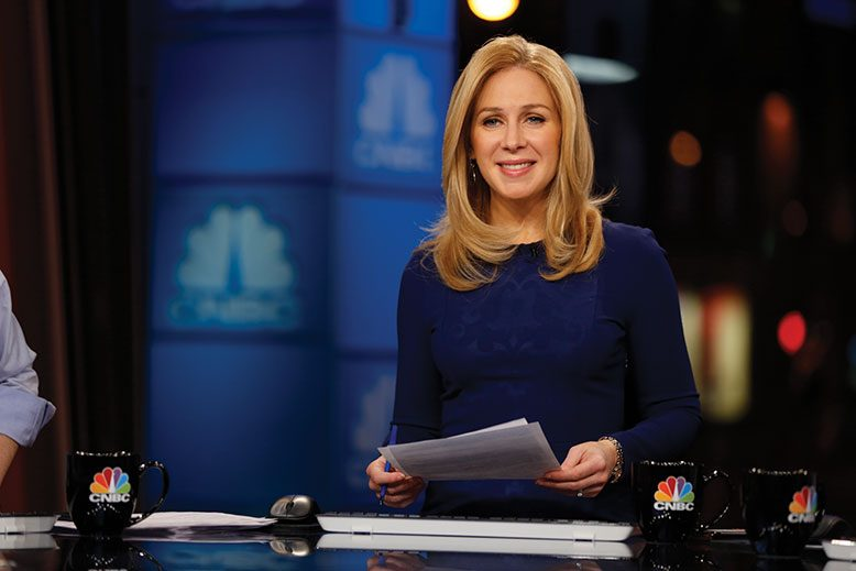 CNBC's Becky Quick, host of Squawk Box.