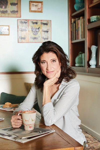 Actress Amy Aquino takes as much pride in her activism as in her successful career.