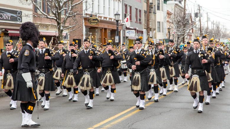 We found 28 St. Patrick's Day parades happening in counties around New Jersey this year. Celebrate Irish culture with any of these local festivities.