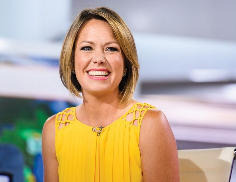 """Dylan Dreyer on the """"Today"""" show"""